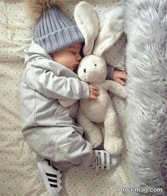 جدیدترین عکس نوزاد برای پروفایل