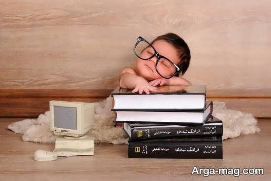 عکس پروفایل جالب نوزادان دختر و پسر