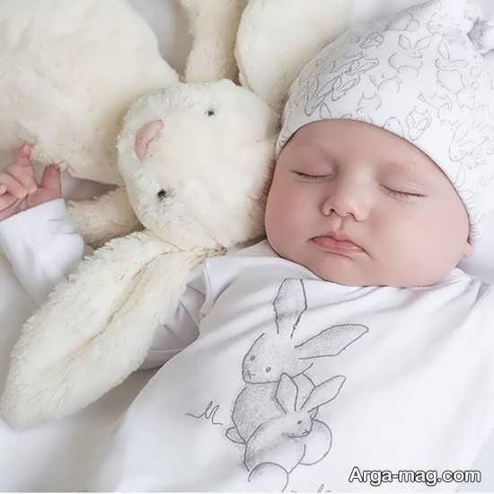 قشنگ ترین عکس نوزاد برای پروفایل