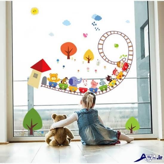دکوراسیون جدید اتاق نوزاد