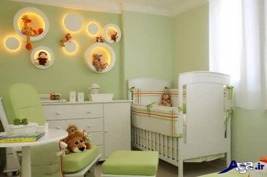 دیزاین اتاق برای کودک