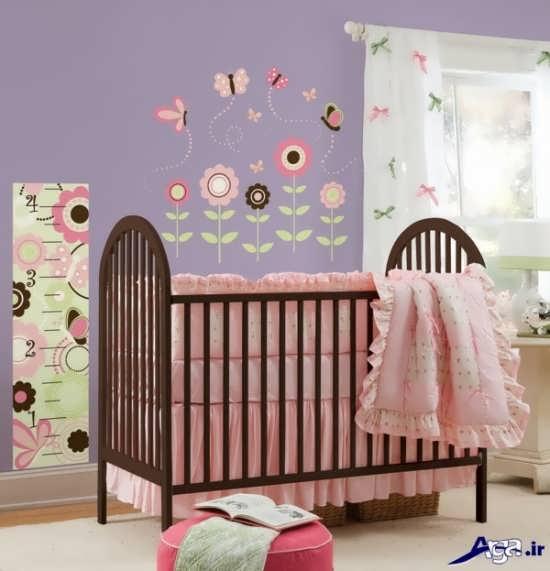 طراحی اتاق نوزاد ، زیبا و جدید