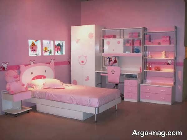 مدل قشنگ کمد دیواری اتاق نوجوان