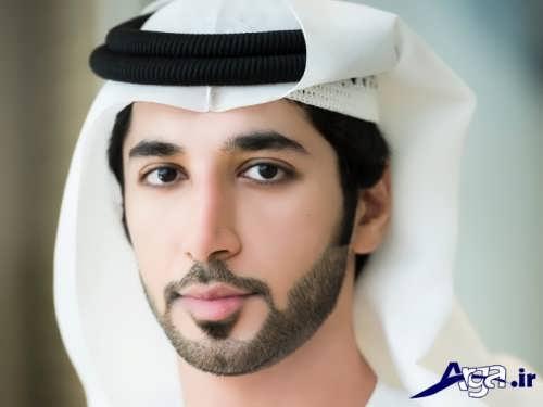 ریش پسرانه عربی