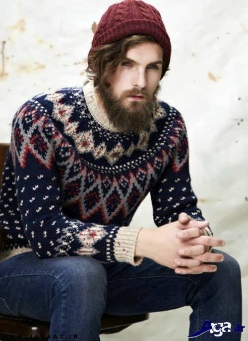 مدل ریش بلند عربی