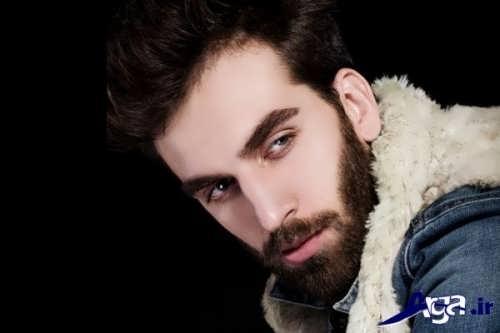 مدل زیبا و متفاوت ریش مردانه