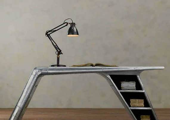 مدل میز مطالعه ی زیبا و مدرن