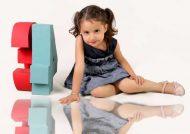 ژست عکس کودک زیبا