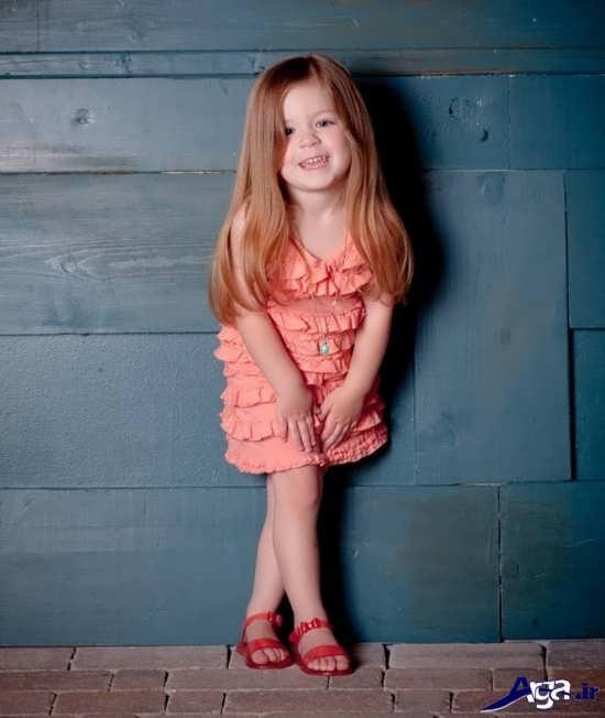 مدل ژست عکس کودکان