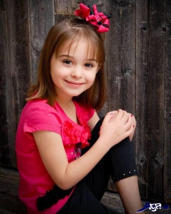 ایدههای جالب ژست عکس کودک دختر برای زیباتر کردن عکس پرنسس