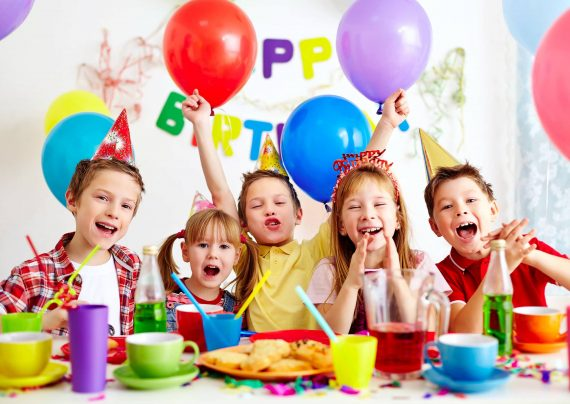 تبریک تولد کودکانه زیبا و جالب