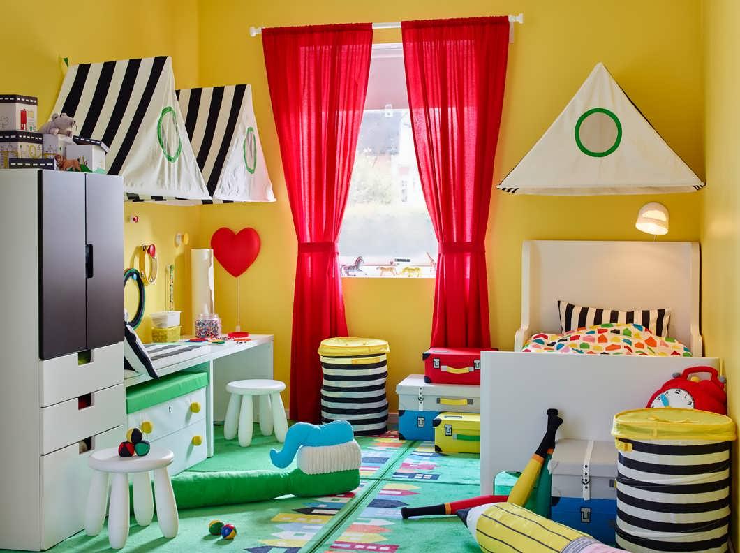 تزین اتاق با مقوا تزیین اتاق کودک با وسایل دور ریختنی و  بی استفاده و  ایده های نو