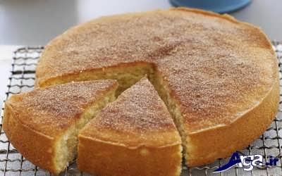 دستور پخت کیک دارچینی