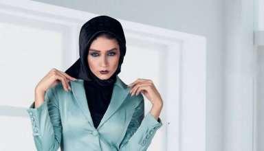 مدل یقه مانتو جدید و زیبا