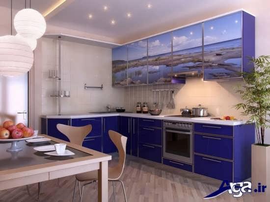بهترین رنگ کابینت برای آشپزخانه مدرن