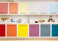 راهنمای انتخاب بهترین رنگ کابینت