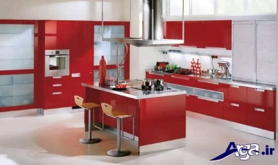 معرفی رنگ کابینت مناسب برای آشپزخانه مدرن