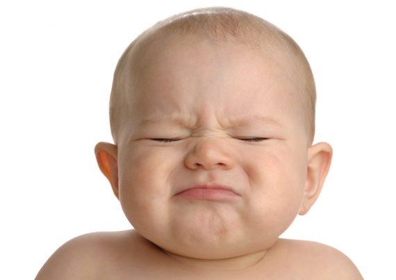 یبوست در نوزادان