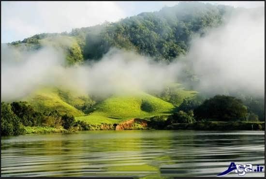 عکس رودخانه های زیبا در سراسر دنیا