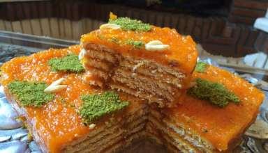 طرز تهیه دسر هویج در منزل