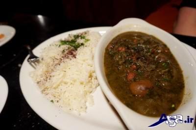 لیمو عمانی در غذا
