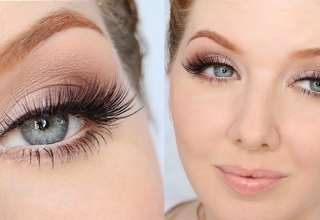 مدل آرایش لایت اروپایی برای خانم های جوان