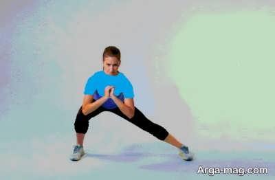 آشنایی با حرکات ورزشی برای چاق شدن