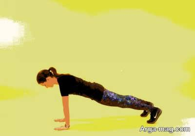 حرکات ورزشی برای چاقی پاها