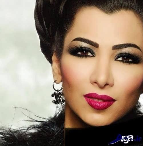 آرایش چشم زنانه خلیجی