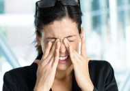 علت درد چشم