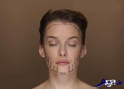 عوارض لیفت صورت با نخ