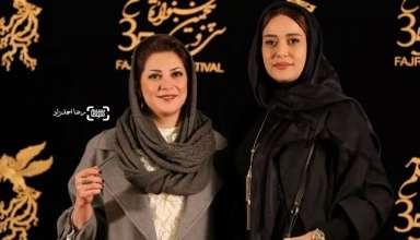بازیگران زن در جشنواره فجر 95