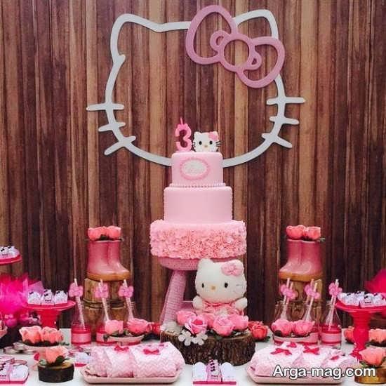 تم تولدی برای دختران