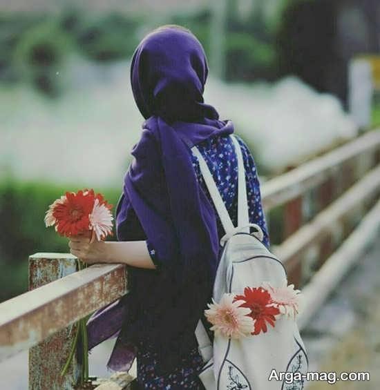 فیگور زیبای عکس دخترانه
