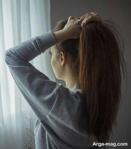تصاویری از ژستهای عکس دخترانه