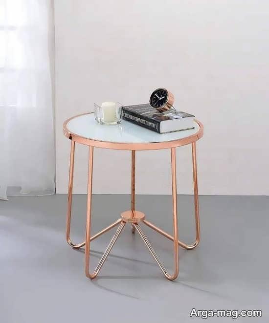 مدل میز جلو مبلی زیبا