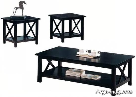 تصاویری از مدل میز جلو مبلی