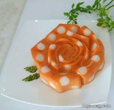نحوه تهیه دسر هویج