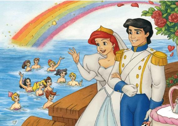 داستان پری دریایی برای کودکان