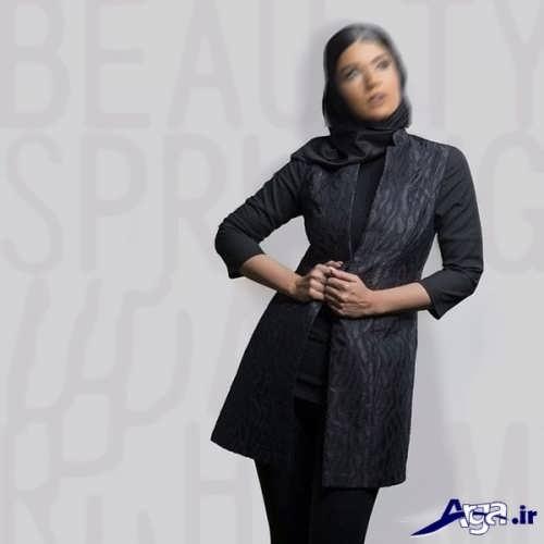 مدل مانتو زیبا و جدید 2017