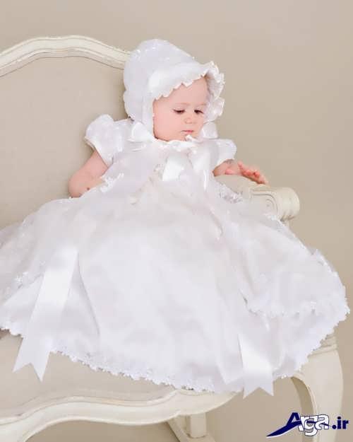 لباس عروس فانتزی نوزادی