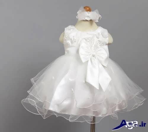 لباس عروس شیک و زیبا نوزادی