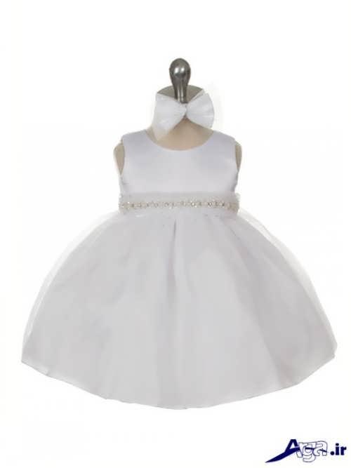 مدل لباس عروس با طرح پرنسسی