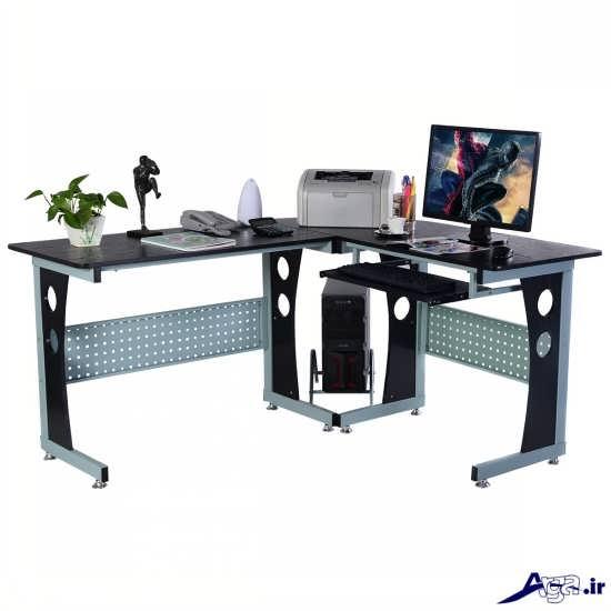 مدل زیبا برای میز کامپیوتر