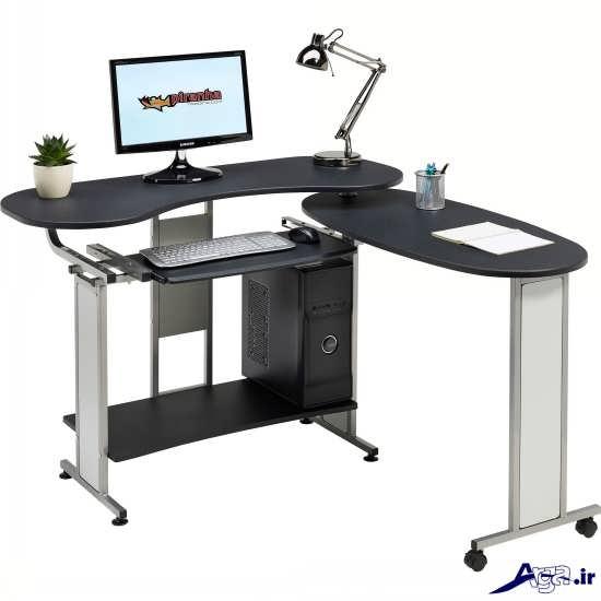 مدل جدید و مدرن میز کامپیوتر