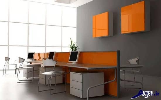 مدل های اداری میز کامپیوتر