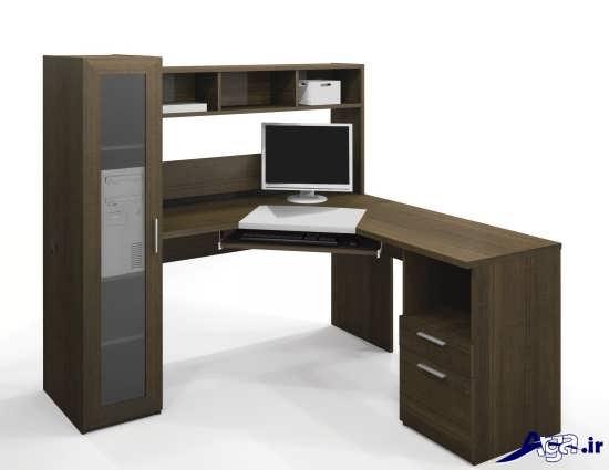 مدل زیبا و شیک برای میز کامپیوتر