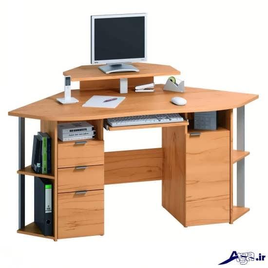 مدل میز کامپیوتر با طراحی جدید