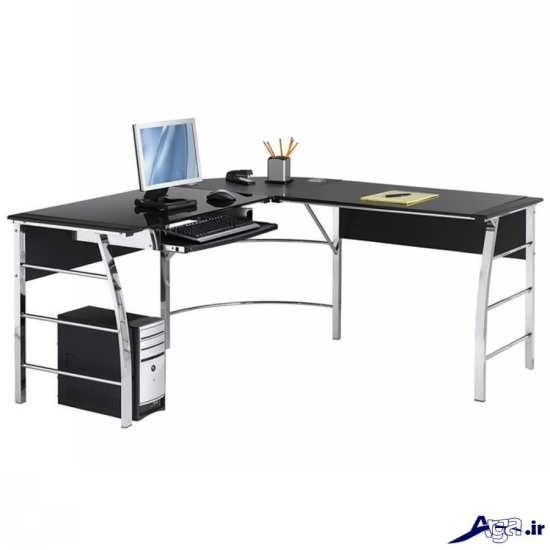 مدل میز کامپیوتر برای محل کار