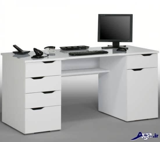 مدل شیک و مدرن میز کامپیوتر